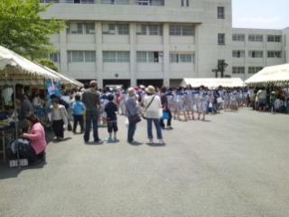 中沢中学校ふれあいフェスタ
